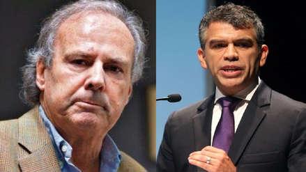 Alfredo Barnechea sobre tacha al Partido Morado: