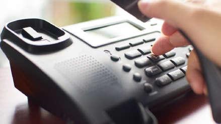 Osiptel redujo tarifa tope para llamadas locales de teléfonos fijos de Telefónica