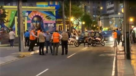 Fotos | Policía identifica tráfico de droga y trata de personas en locales de la calle Berlín
