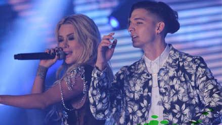 Legarda: Leslie Shaw se despidió del cantante en redes sociales