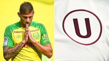 Emiliano Sala: Universitario de Deportes lamentó el fallecimiento del jugador