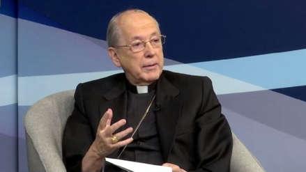Juan Luis Cipriani se despidió del Arzobispado y pidió una oración para su sucesor