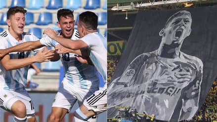 Emiliano Sala: el técnico de Argentina le dedicó la clasificación al Mundial Sub 20