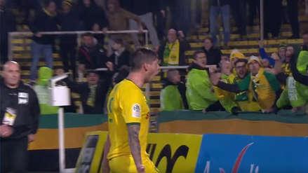 Emiliano Sala: así fue el último gol de la carrera del delantero argentino