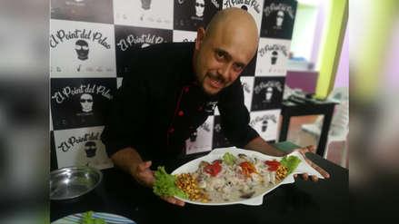 El chef venezolano que huyó de la crisis en su país y ahora es un experto cebichero