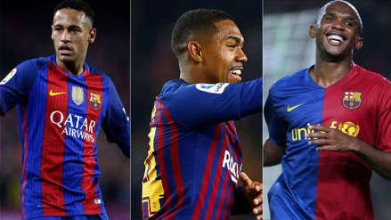Barcelona: Malcom se une a la lista de figuras que marcaron en su debut ante Real Madrid