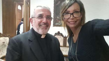Video | Arzobispo de Arequipa se reunió por primera vez con representante de la comunidad LGTBI
