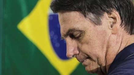 Flamengo: presidente Bolsonaro está consternado por la tragedia en club brasileño