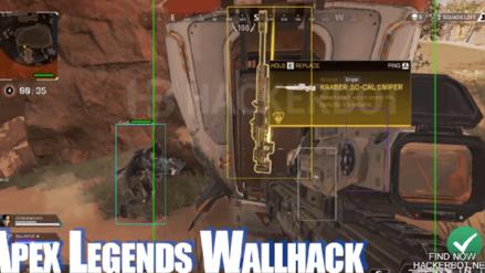 Estafan usuarios de Apex Legends prometiéndoles hacks inexistentes