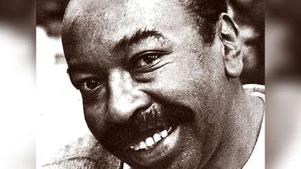 Nicomedes Santa Cruz: el mayor intelectual afroperuano que murió de cáncer al pulmón