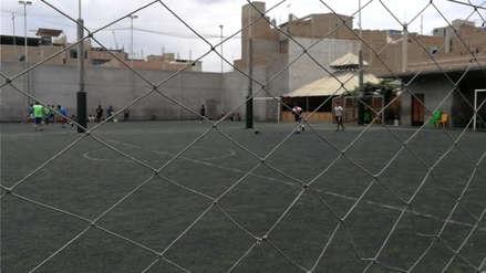 En esta canchita de barrio hará su presentación oficial Pirata FC