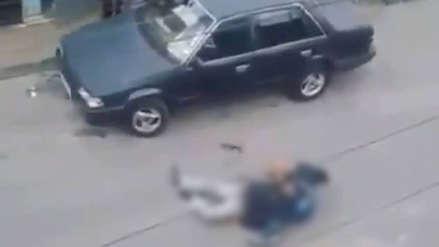 Una mujer fue asesinada en plena vía pública en Ecuador