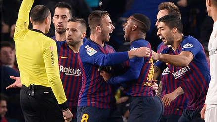 Barcelona perderá a una de sus figuras por un mes y no llegará a la vuelta ante Real Madrid