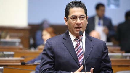 Salvador Heresi aseguró que no pertenecerá a ninguna bancada en el Congreso