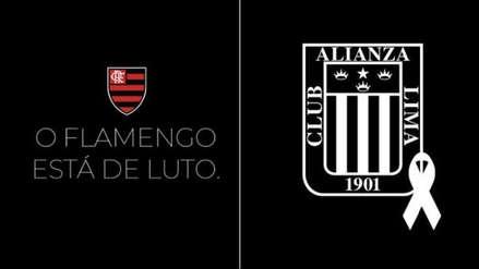 Flamengo: equipos peruanos y FPF se pronuncian por trágico incendio