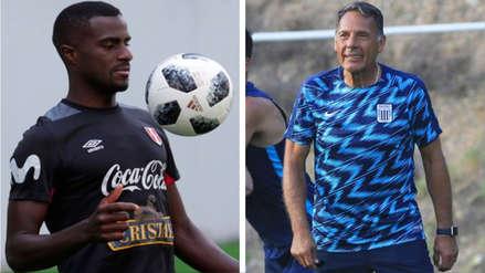 Miguel Ángel Russo habló sobre la posibilidad de fichar a Christian Ramos