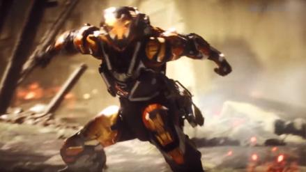 Anthem te hace sentir como Iron-man en explosivo tráiler de lanzamiento