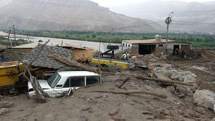 Cinco muertos y colapsos de puentes dejan las intensas lluvias y huaicos en el sur del Perú