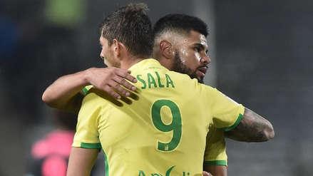 El Nantes retira la camiseta número 9 que usaba Emiliano Sala