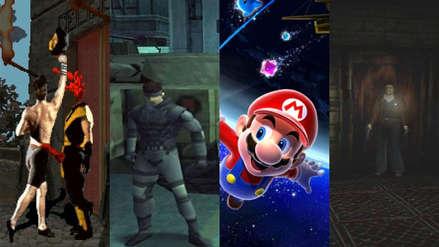 Diez videojuegos que merecen un remake
