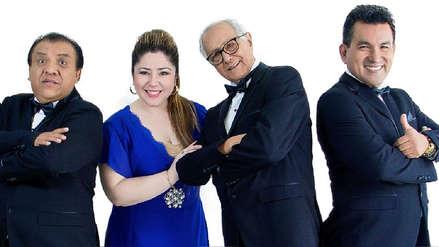 Los Chistosos celebrarán su 26 aniversario junto con Juan Carlos Orderique