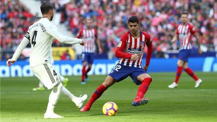 Real Madrid vs. Atlético de Madrid | Hora, fecha y canal del derbi madrileño por La Liga