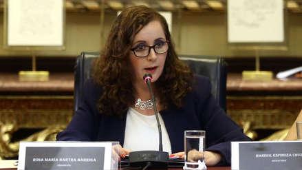 Bartra dijo que relación entre Fuerza Popular y el APRA estuvo basada en consensos