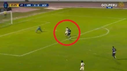 Alejandro Hohberg: mira su primer golazo con la camiseta de Universitario