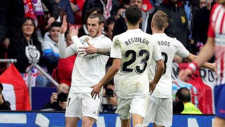 Gareth Bale llegó a los 100 goles en Real Madrid y realizó polémica celebración