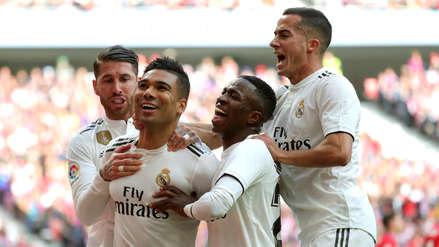 Atlético de Madrid vs. Real Madrid: resultado, resumen y mejores jugadas del derbi madrileño