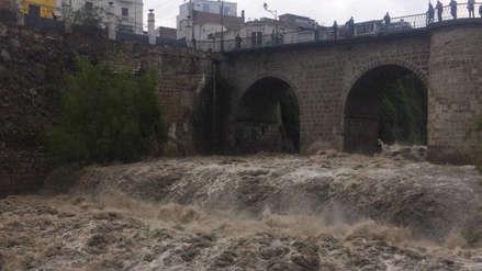 Aumento de caudal del río Chili en Arequipa afecta servicio de agua potable