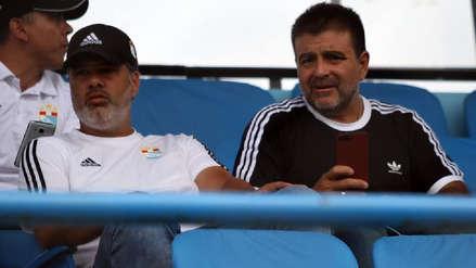 Del avión a la cancha: así fue el encuentro de Claudio Vivas y el plantel de Sporting Cristal