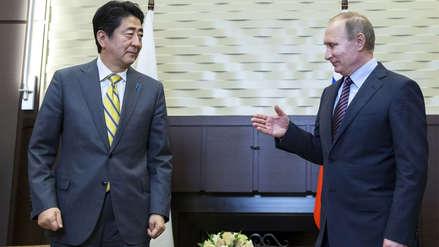 Japón insiste en la soberanía sobre islas en disputa con Rusia y exige a Putin su devolución