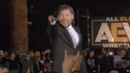 Kenny Omega oficialmente es parte de All Elite Wrestling