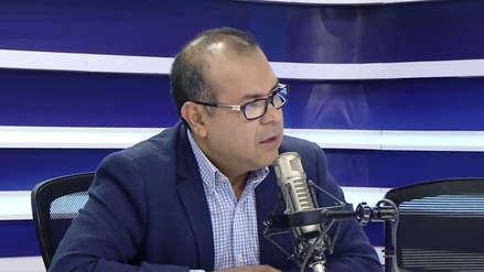 Alcalde de Chiclayo pide que se declare el estado de emergencia por corrupción