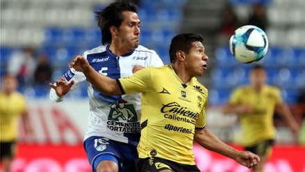 Morelia perdió 2-0 ante Pachuca por la fecha 6 de la Liga MX