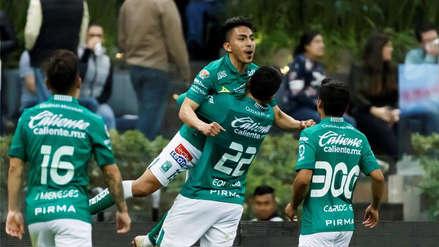 América vs. León: 'Águilas' perdieron 3-0 por la fecha 6 de la Liga MX