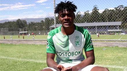 San Lorenzo prueba a colombiano con el nombre más raro del mundo fútbol