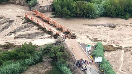 MTC: Reemplazo del puente Montalvo estará instalado en un mes