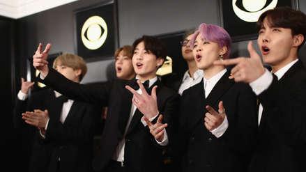 La banda de K-pop BTS se retira temporalmente de los escenarios