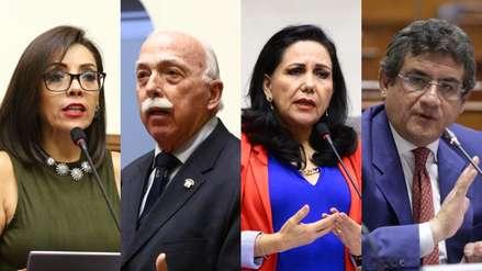 Reacciones de congresistas tras las declaraciones del cardenal Pedro Barreto