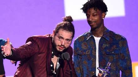 Grammy 2019: 21 Savage, el nominado que está a punto de ser deportado de los Estados Unidos