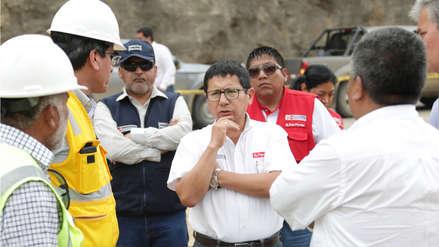 Edmer Trujillo: Tenemos que entender que ubicarnos en quebradas
