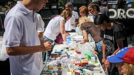 Médicos piden ayuda humanitaria para sacar a Venezuela de la