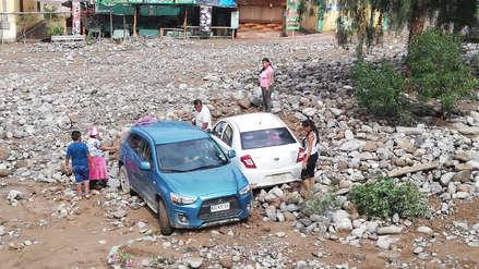 El huaico dejó un 'pueblo fantasma' en Tacna: Así terminó la localidad de Mirave