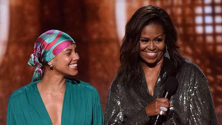 Grammy 2019: Gaga, Michelle Obama, el ritmo latino y otros momentos que marcaron la noche [FOTOS]