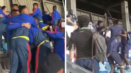 Sudamericano Sub 20: Mira cómo Colombia se enteró de su clasificación al Mundial y Ecuador de su campeonato