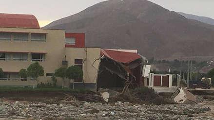 Poder Judicial declara en emergencia Corte Superior de Moquegua por lluvias