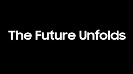 Anuncio de Samsung anticipa la presentación de un dispositivo plegable