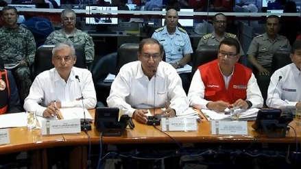 """Martín Vizcarra: """"Se ha dispuesto que cada ministro tenga como responsabilidad una región"""